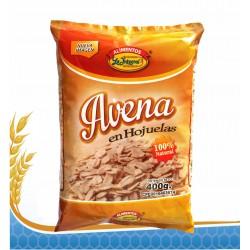 AVENA EN HOJUELA DE 400 g